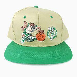 Boston Celtics NBA Taz Looney Tunes Snapback